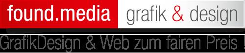 retina logo found media
